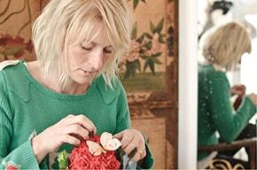 Mountgrange Heritage Our Friends - Fashion - Jess Collett Milliner