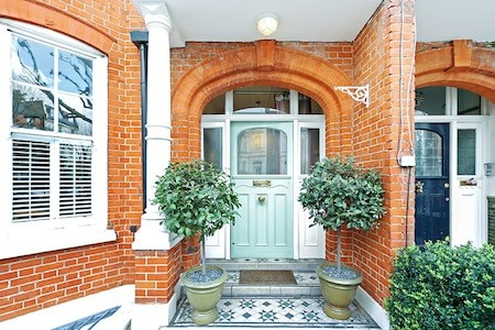 Why rent in North Kensington - North ken front porch-min
