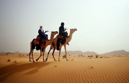Nomadson Camels - The Tuareg or Kel Tamasheq and a history of the of the Sahara Curated by Henrietta Butler