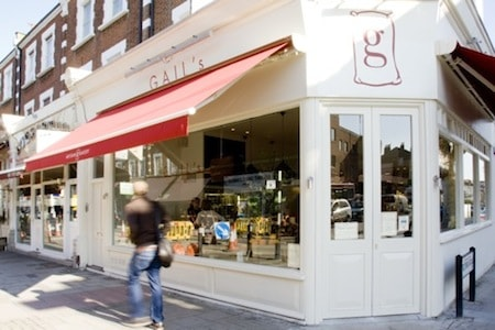 reasons to rent in Queens Park - Gail's Bakery