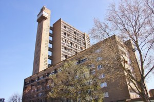 Open House London Trellick Tower