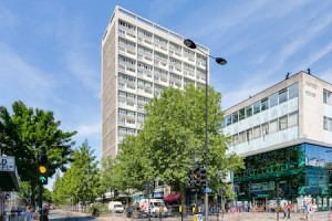 Living on Notting Hill Gate - Campden Hill Towers