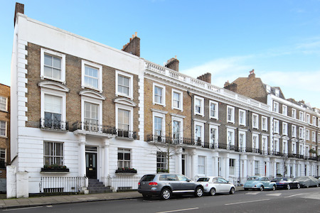 Westbourne Park Rd, W11 - 3% Stamp Duty surcharge on second homes