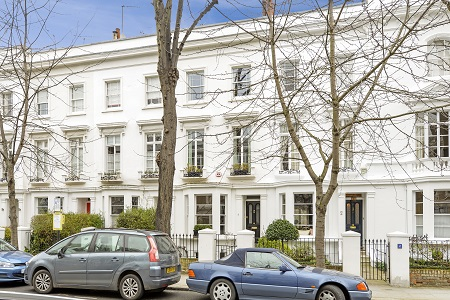 Inkerman Terrace - what the budget means for London property