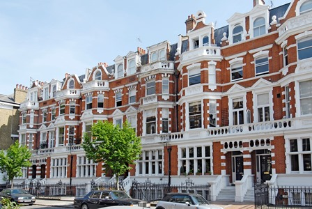 What is Earls Court like? Bolton gardens mansion block.