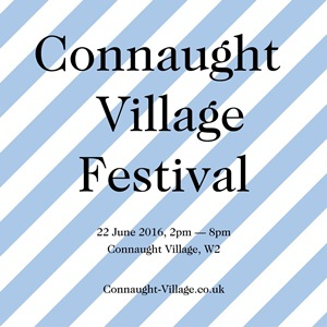 Our guide to Connaught Village, flyer