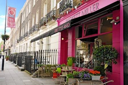 Our guide to Connaught Village, street