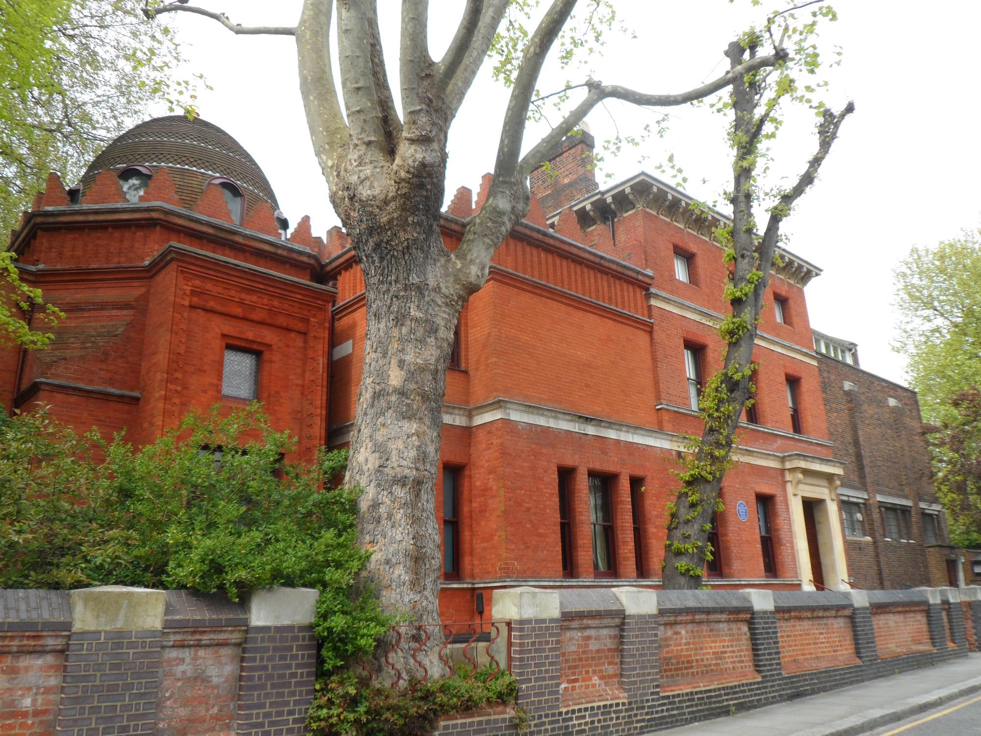 Open House London 2016 Leighton House exterior shot