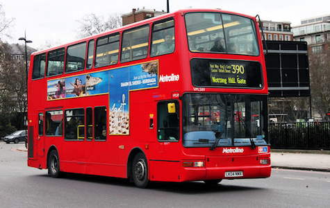 Notting Hill Transport - Bus