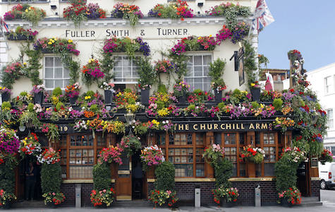 Going Out in Notting Hill - Pubs