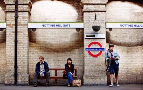 Notting Hill Transport - Tube