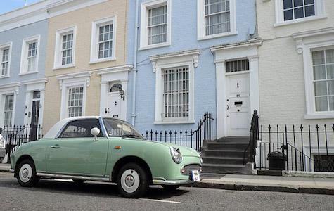 Notting Hill Transport - Car