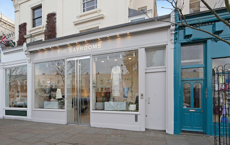 Shopping in Notting Hill - Westbourne Grove