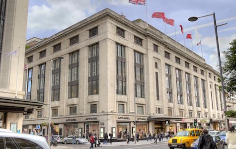 Kensington Shopping - Kensington High Street