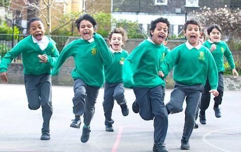 Bayswater Schools - Hallfield Primary School