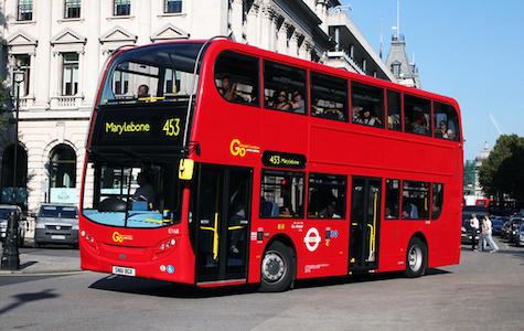 Marylebone Transport - Bus
