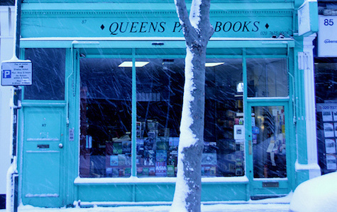 Queens Park Shopping - Queens Park Books