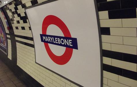 Marylebone Transport - Tube
