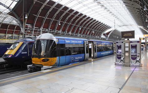 Notting Hill Transport - Train