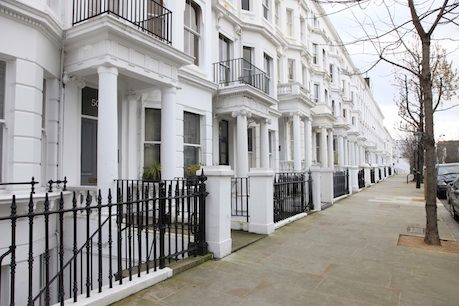 Rent in Notting Hill - Terraced houses