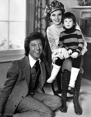 Living on Notting Hill Gate - Lionel Blair and his family in the 1960s