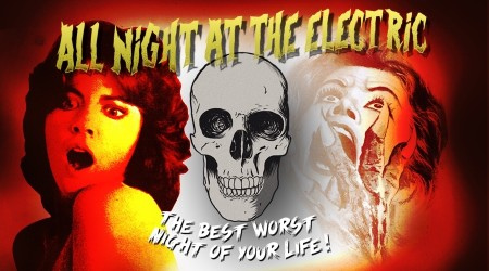 Halloween events in Notting Hill - Electric Cinema all-nighter