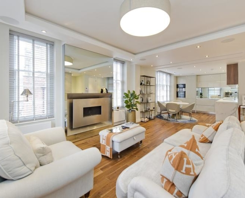 EPC changes April 2018 - typical London mews house Notting Hill