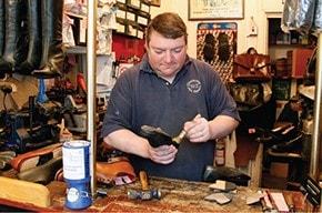 Distinctive Shoe Repairs