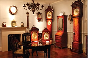 Raffety Clocks