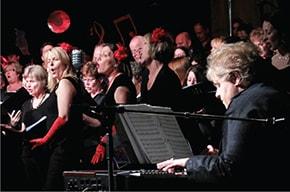 Mountgrange Heritage Our Friends - Arts & Literature - West London Choir