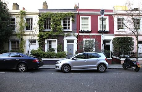 Rent in Notting Hill - Houses