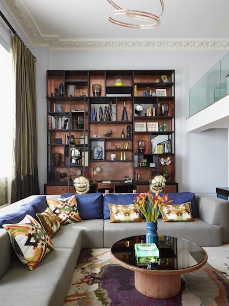 Interior design tips by Nicky Mudie, founder of Violet & George