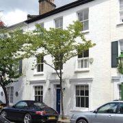 Kensington area guide - Blithfield Street