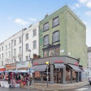 Notting Hill in the spring