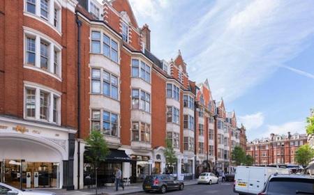 Marylebone - Moxon Street