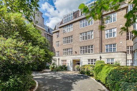 Porchester Gardens, 2-bed flat for sale Notting Hill