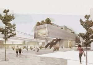 portobello village development concept drawing