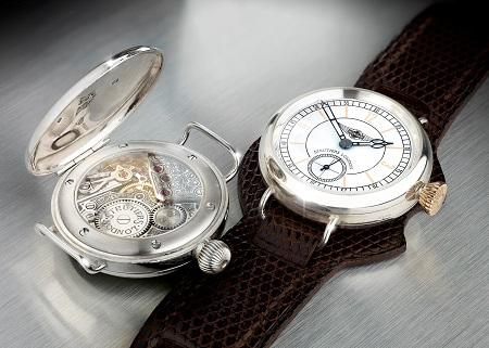 London Craft Week Kensington, Struthers watch making