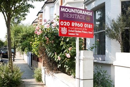 pitfalls of using an online estate agent, board