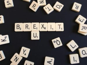 What does Brexit mean for London's rental market? Brexit scrabble