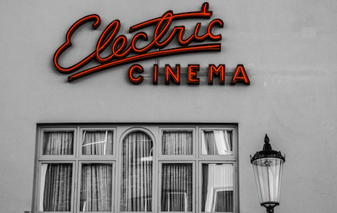 Notting Hill Going Out - Electric Cinema
