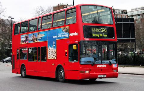 Notting Hill Transport - Bus
