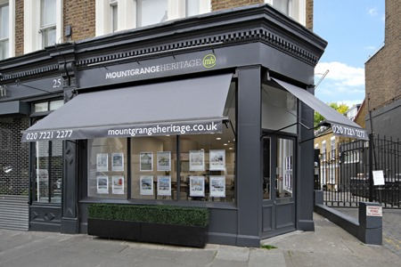 Mountgrange Heritage office on Kensington Park Road