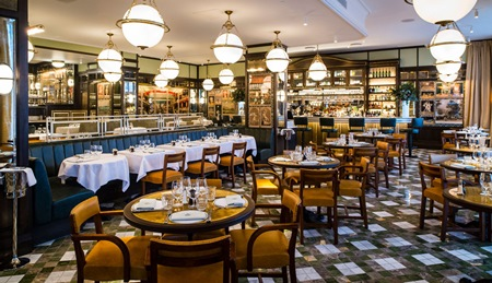 Where to find the best brunch in Notting Hill and Kensington, the ivy
