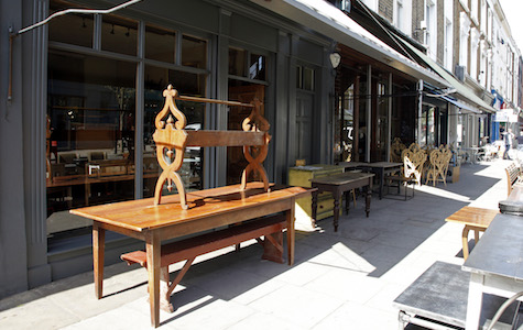 North Kensington Shopping - Antiques