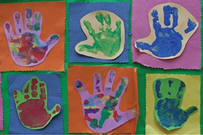 Mountgrange Our Local Friends - Childcare
