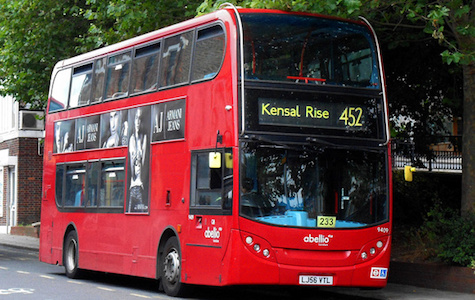 Kensal Rise Transport - Bus