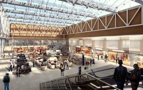 Bayswater Shopping - Paddington Station