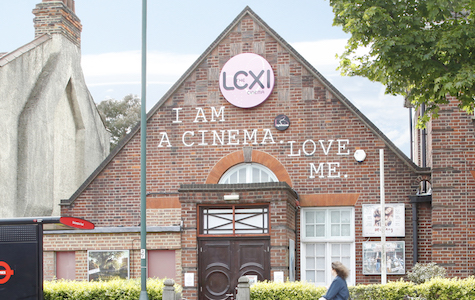 Kensal Rise Going Out - Lexi Cinema