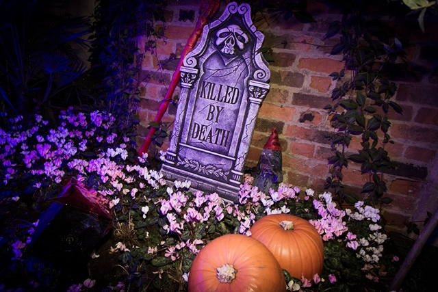 Halloween events in London 2017